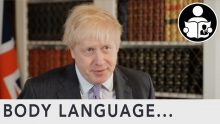Body Language – Boris Johnson, Brexit Trade Deal