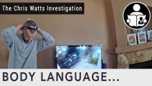 Body Language – Chris Watts, Early Police Interaction