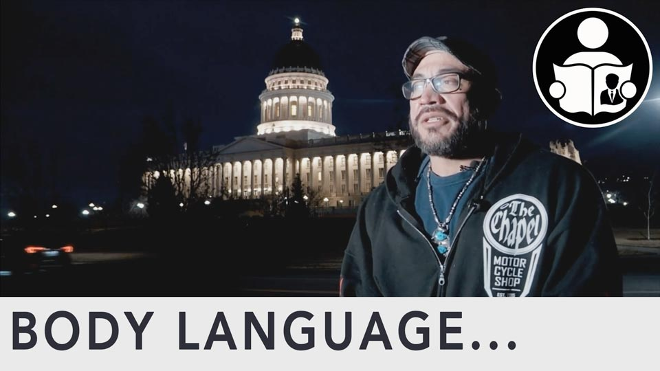 Body Language - Thad Of Proud Boys