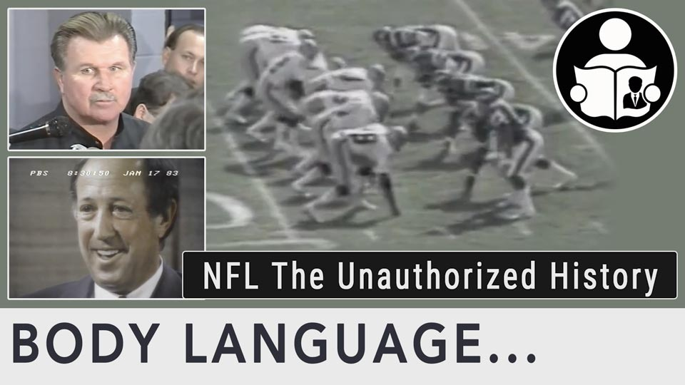 Body Language - Unauthorized History of the NFL