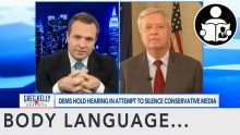 Body Language – Lindsey Graham on Trump, McConnell, Midterms & Newsmax