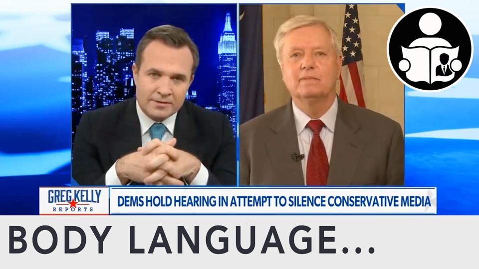 Body Language - Lindsey Graham on Trump, McConnell, Midterms & Newsmax