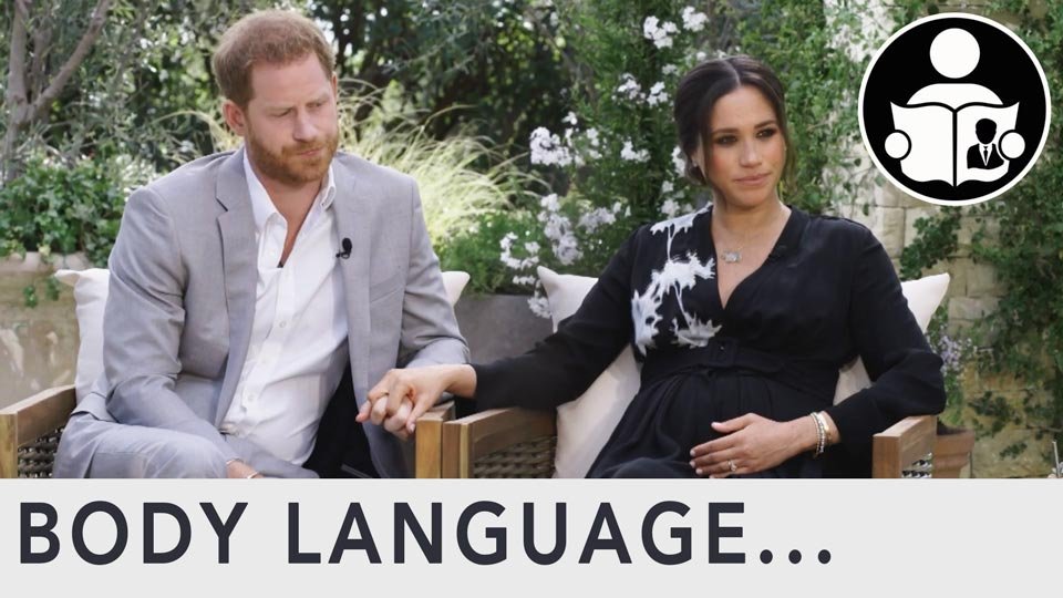 Body Language - Harry & Meghan
