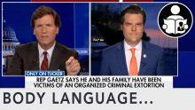Body Language – Matt Gaetz Allegations