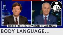 Body Language – Arkansas Governor, Gender Reassignment Bill
