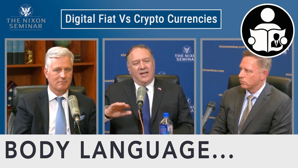 Body Language - Future Of Money, Pompeo on Fiat & Crypto Currencies