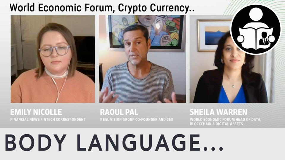 Body Language - Hey Nocoiners, World Economic Forum