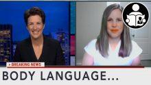 Body Language – Maddow & Observer On Arizona Recount
