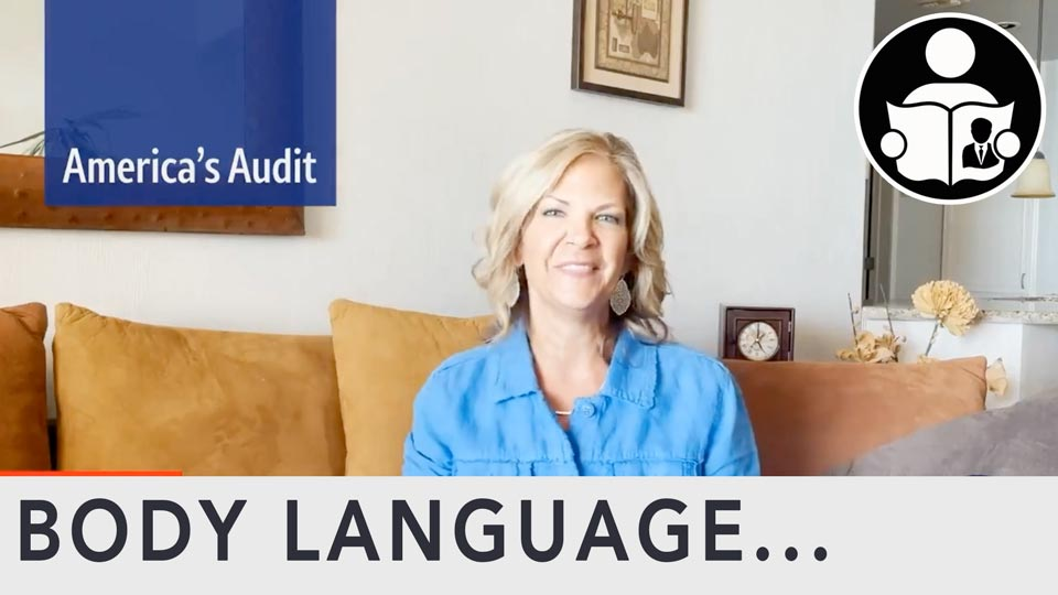 Body Language - America's Audit, Maricopa County