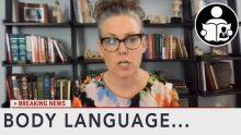 Body Language – Secretary of State of Arizona