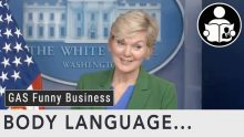 Body Language – Gas Shortage Funny Business