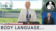 Body Language – Biden, Putin Summit 2021
