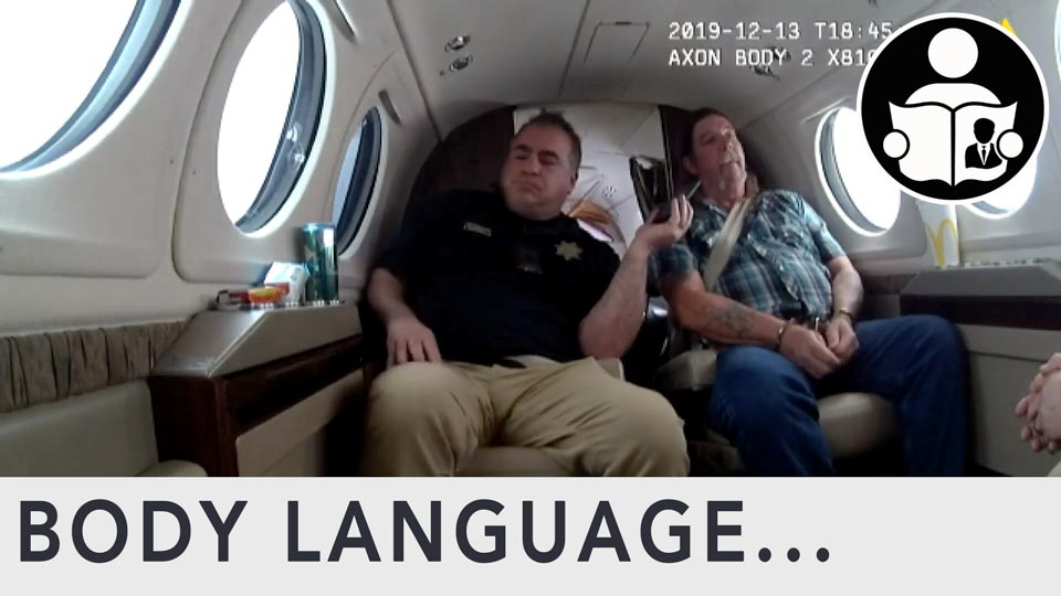 Body Language - James Curtis Clanton, Cold Case Suspect