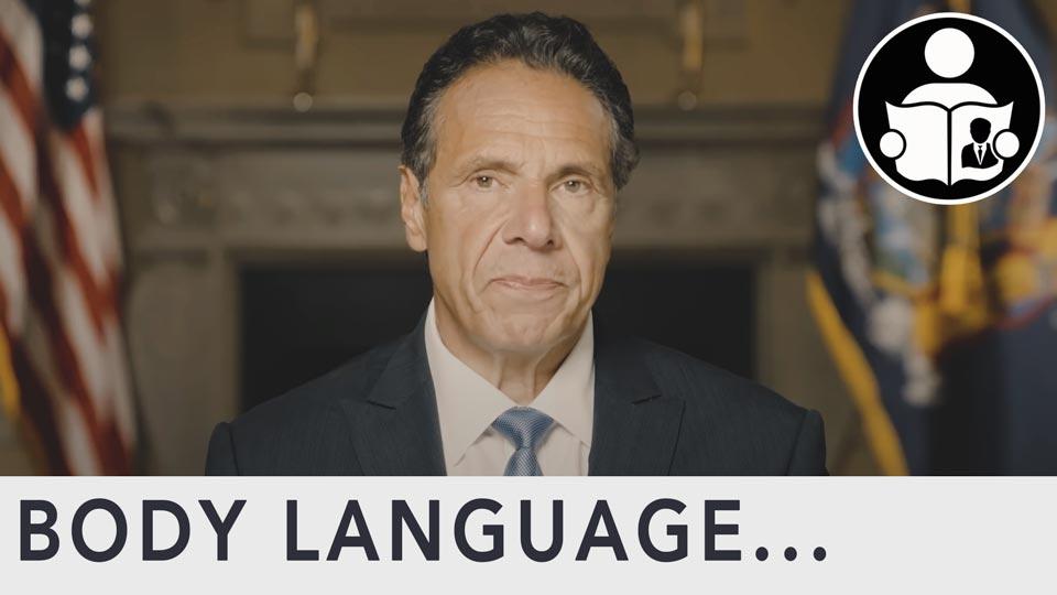 Body Language - Governor Cuomo Responds
