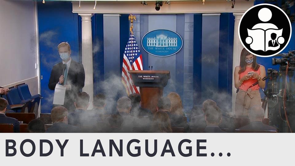 Body Language - Increased Brain Fog