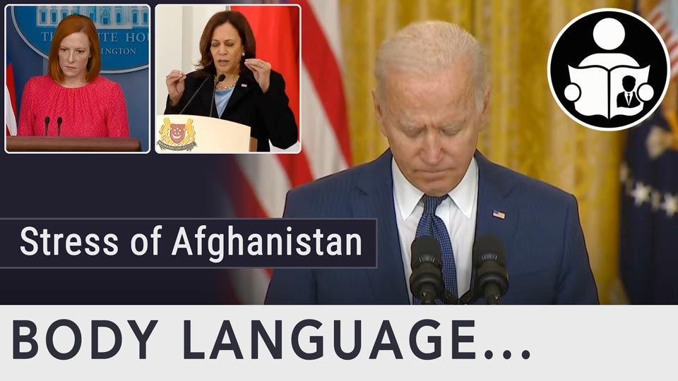 Body Language - The Stress Of Afghanistan