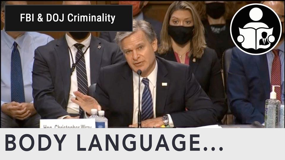 Body Language - FBI Criminal Behavior