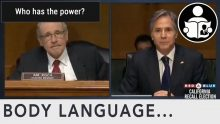 Body Language – Biden, who has the power